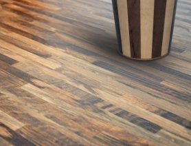 PISO VINILICO 5MM CLICADO
